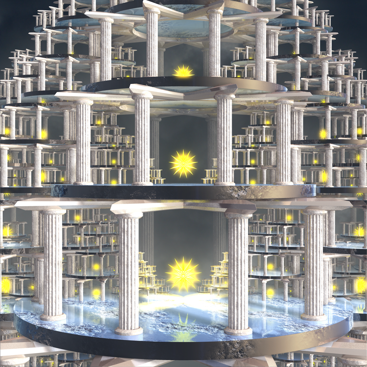 The Temple of Helios